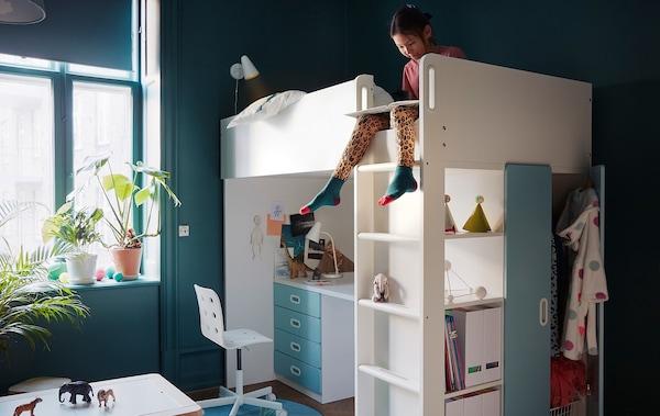 How to improve children\'s sleep - IKEA