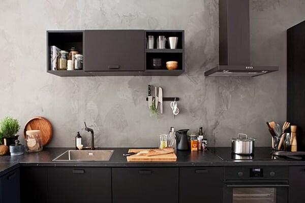 Organiseren-van-je-keuken-IKEA wooninspiratie