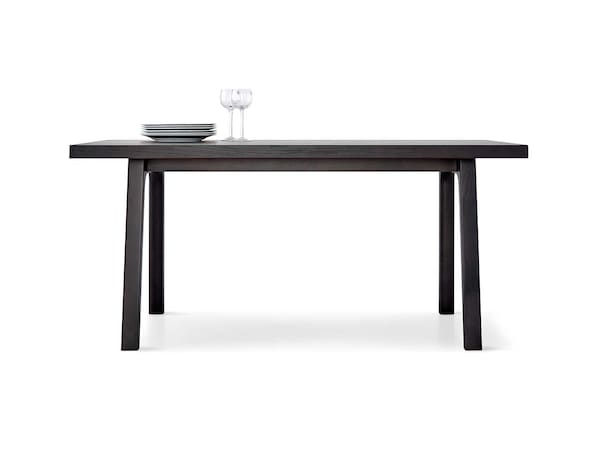Dining tables.