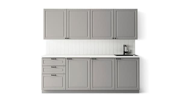 METOD cabinets & fronts