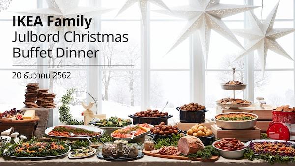 Julbord Christmas Buffet Dinner