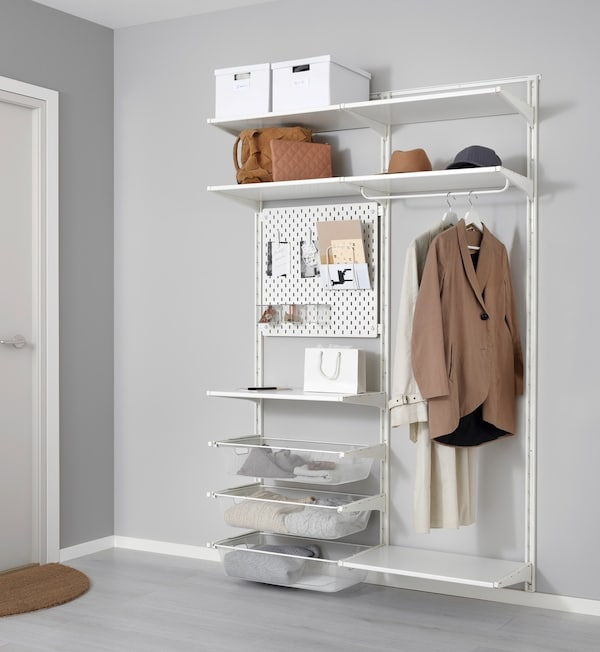 Cuadros Grandes De Ikea.Orden En Casa Organizacion Y Almacenaje Ikea