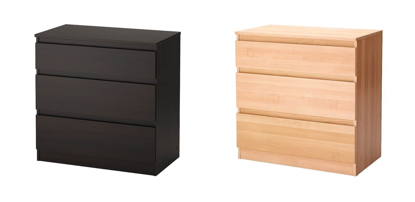 Linking to IKEA Retail U.S. Statement on KULLEN 3 drawer chest