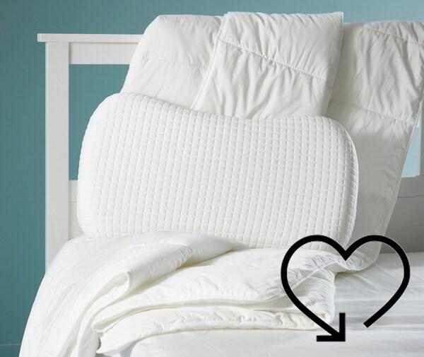 Обмен подушек и одеял