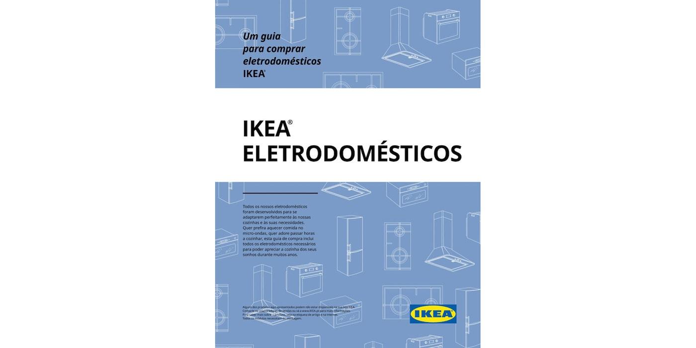 Capa da guia de compra de eletrodomésticos