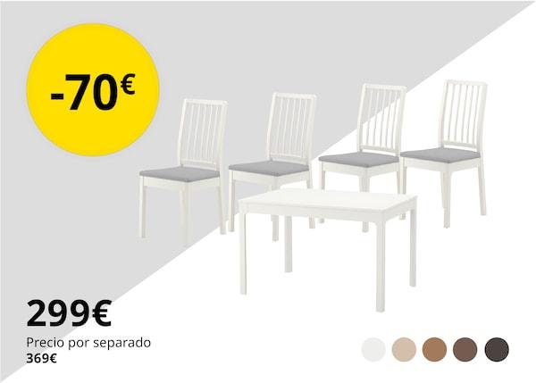 Mesas y Sillas - IKEA