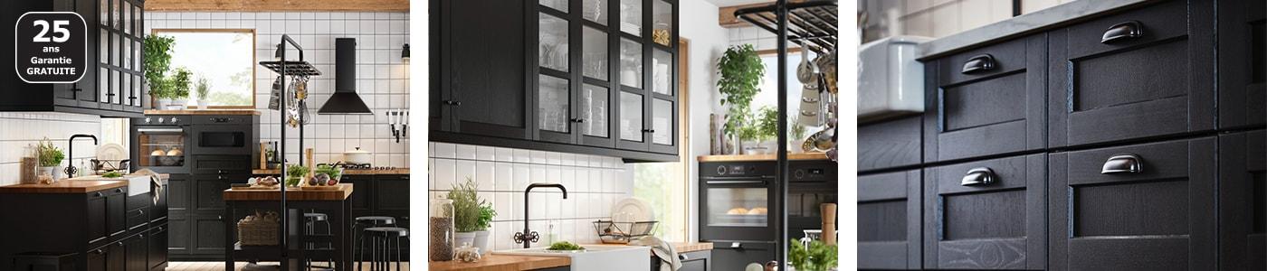 Meuble haut cuisine - Système METOD - IKEA