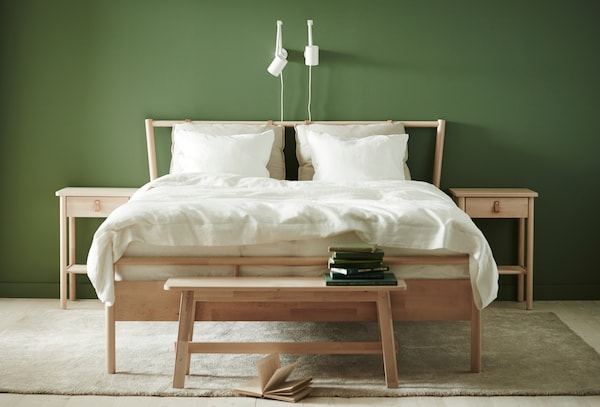 How To Choose Your Bed Linen Ikea