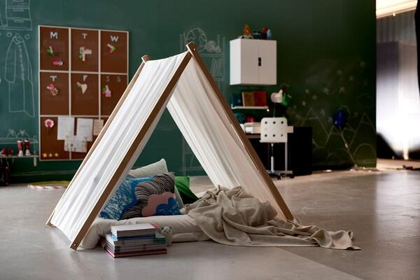 Tipi Selber Bauen Wohlfuhlhohlen Zum Untertauchen Ikea Deutschland