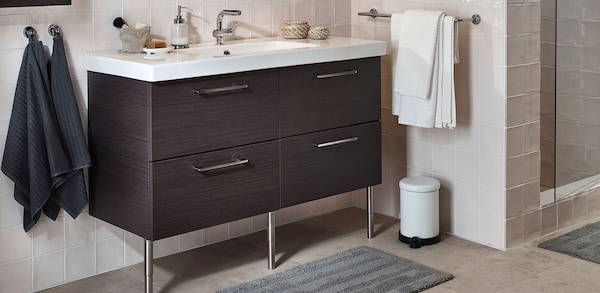 Link to Bathroom vanities products page