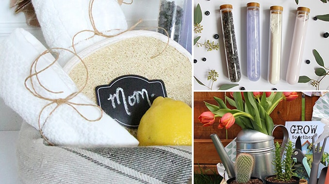 Guest IDEA: Marcy's DIY Mother's Day Gifts
