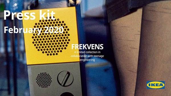 Februari 2020 - Limited FREKVENS collectie