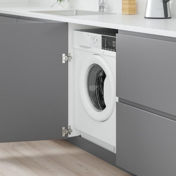 Smastad Rangement Coulissant Blanc 80x57x108 Cm Ikea