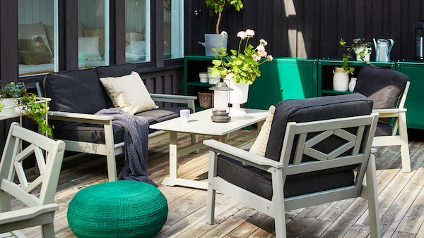 BONDHOLMEN Garden furniture
