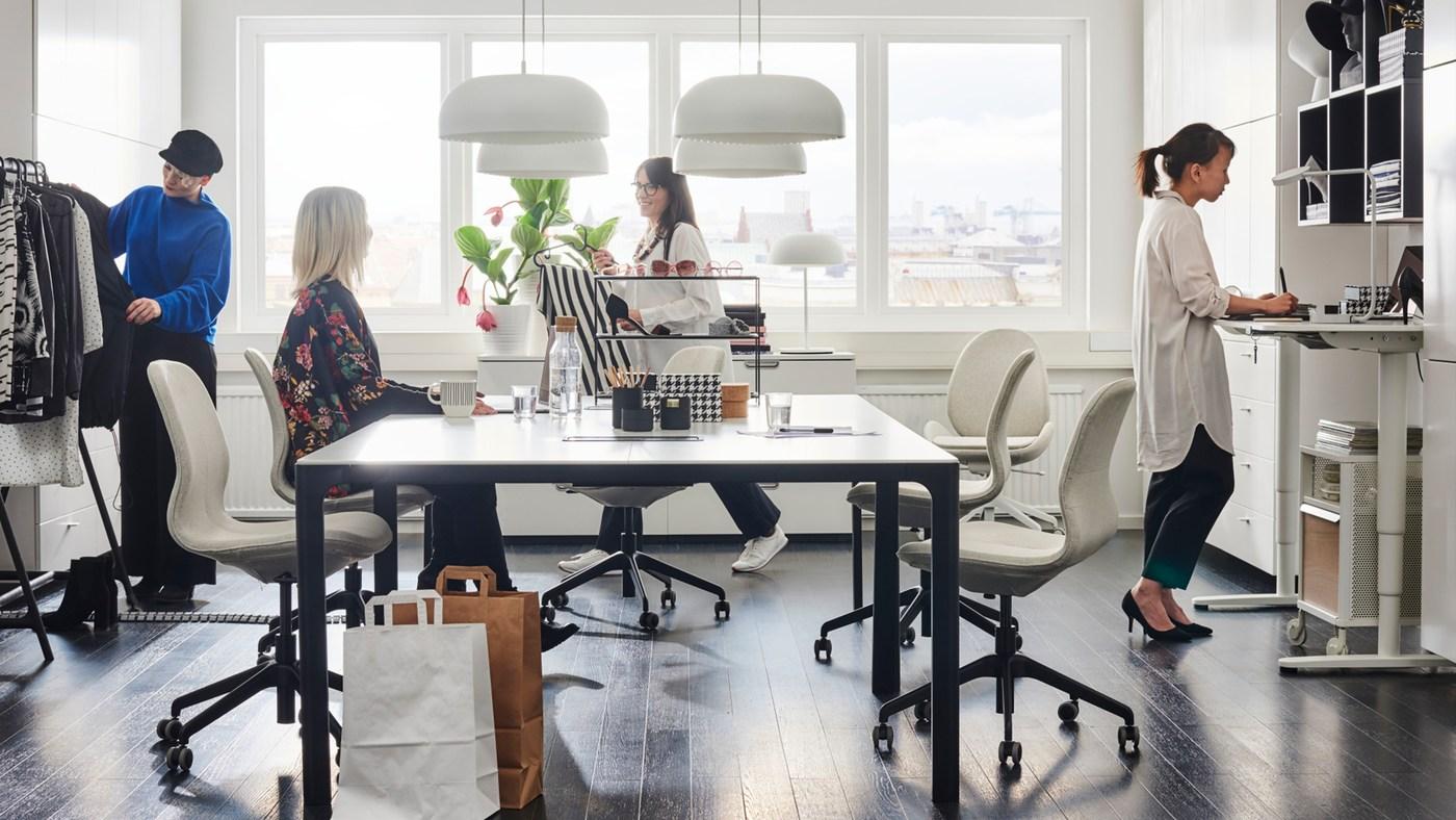 Décoration Murale Bureau Entreprise mobilier de bureau pour les professionnels - ikea