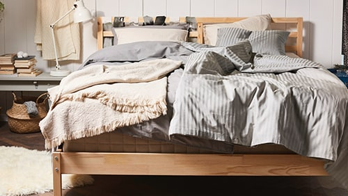 IKEA beds, bed frames