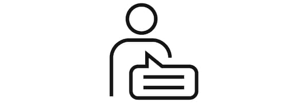 Piktogram osobe