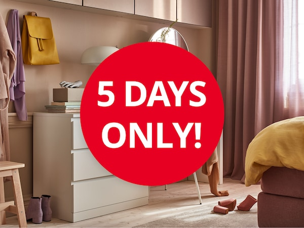 5 Days only!