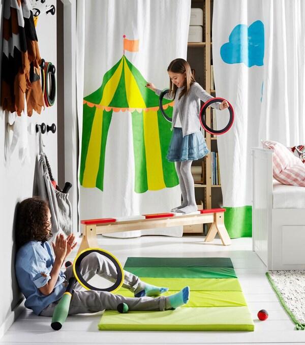 5 xogos para xogar no salón - IKEA