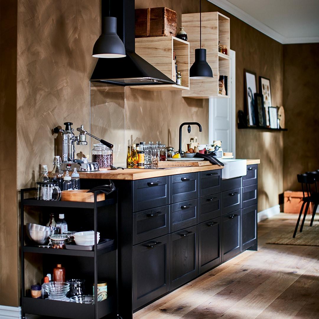 Cuisine équipée : cuisines pas chères sur-mesure - IKEA