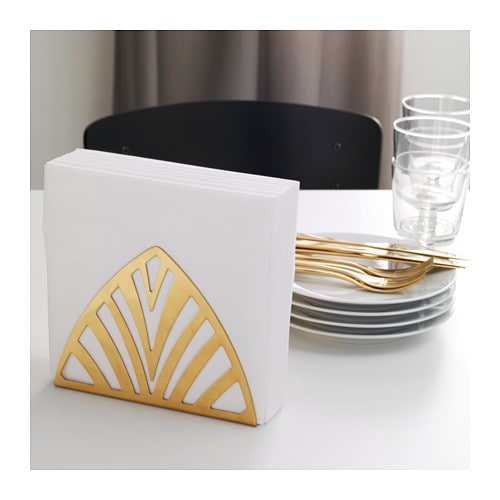 Napkins & napkin holders