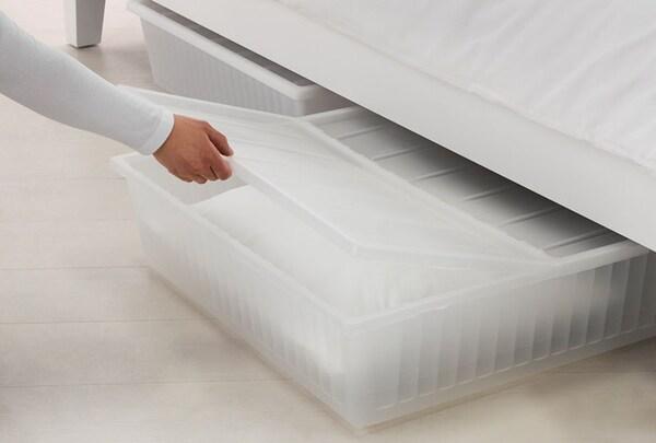 Контейнер для хранения вещей под кроватью