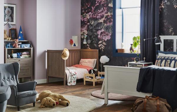 Idee per condividere la camera da letto con i piccoli - IKEA