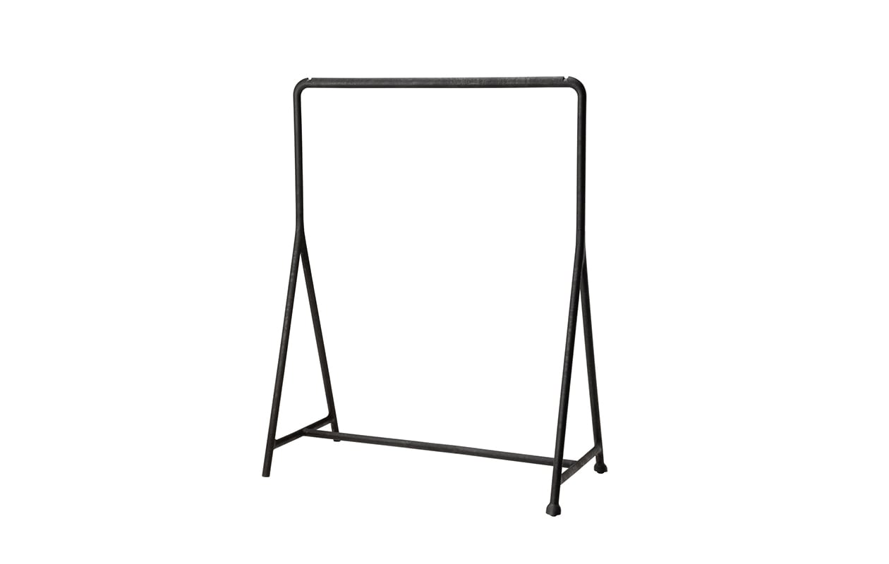 IKEA Business clothes racks