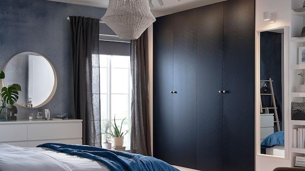 rangement ikea. Black Bedroom Furniture Sets. Home Design Ideas