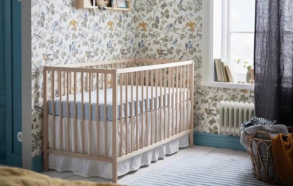 Babykamer Wit Grijs.Babykamer Alle Meubels Voor De Babykamer Ikea