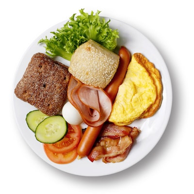 Aamiainen - Aamupala