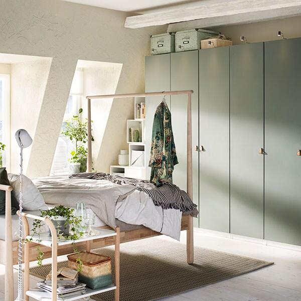 Lo stile della camera da letto e le idee per l\'arredamento ...