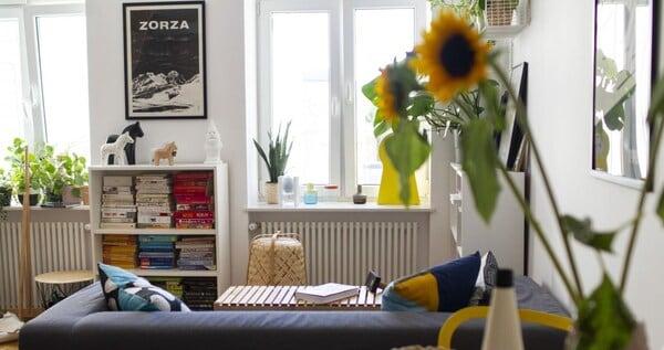 Metamorfoza dwupoziomowego mieszkania