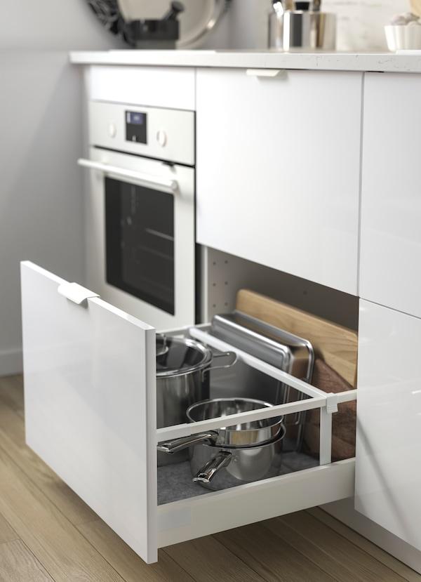 Cocinas pequeñas - Ideas para aprovechar el espacio - IKEA