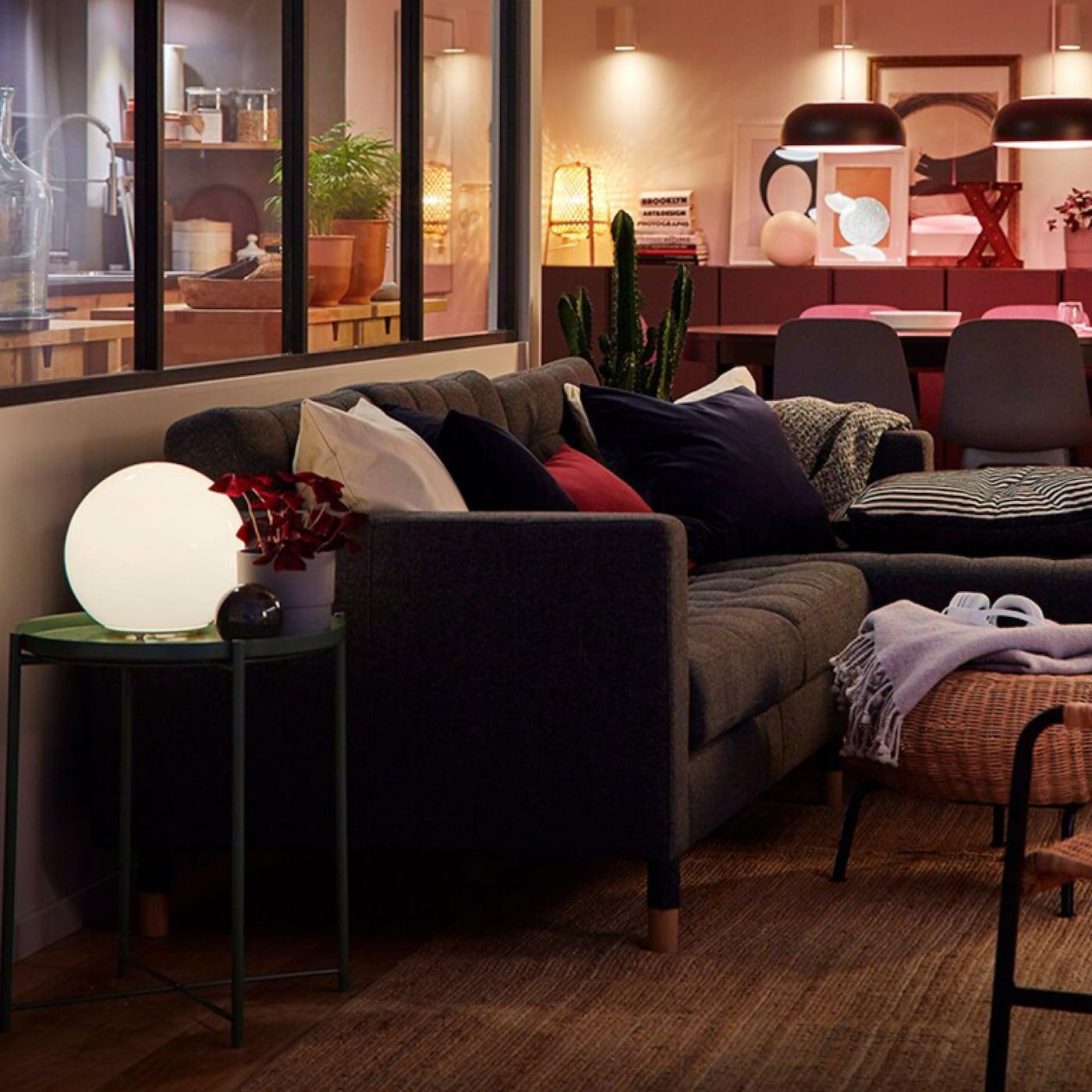 Sistema IKEA Home smart