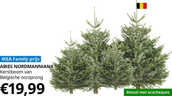 ikea kerst 2020 Koop een kerstboom en krijg een waardebon van €15   IKEA