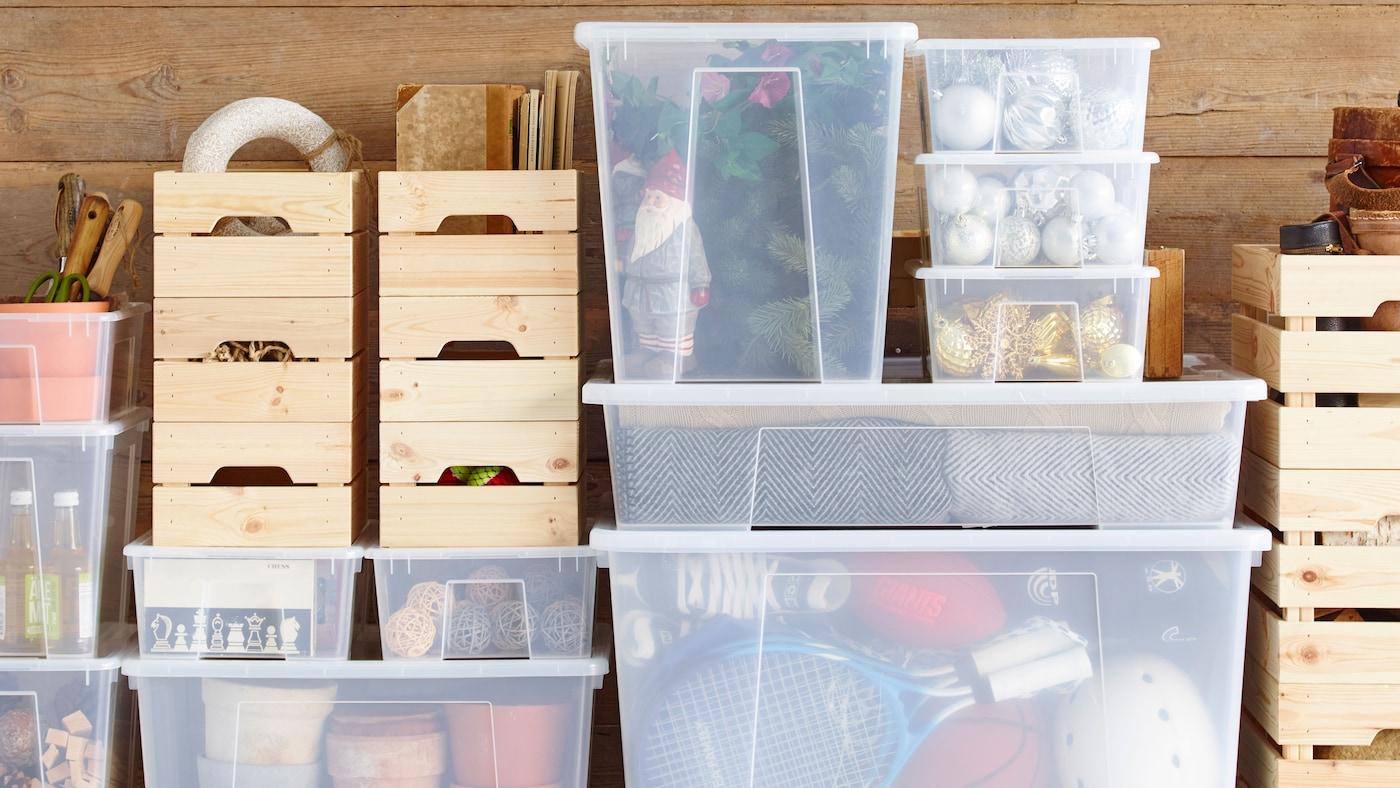 Verwonderend Opbergen en organiseren - IKEA SN-92
