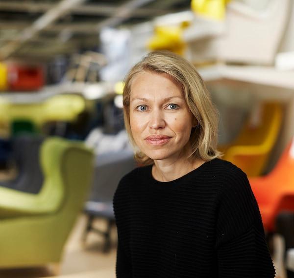 Kommunikasjonsrådgiver Gudrun Lægreid.