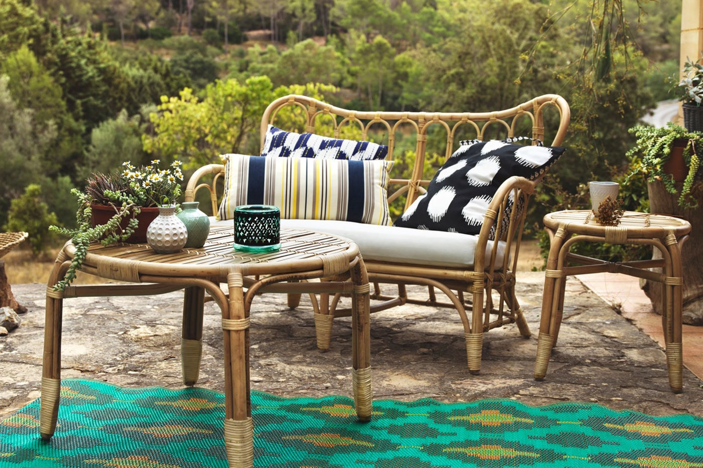 Outdoor furniture series - IKEA