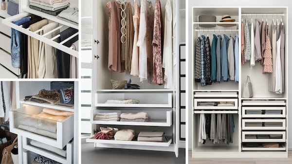 Dressings Moyens 150 175 Cm Ikea