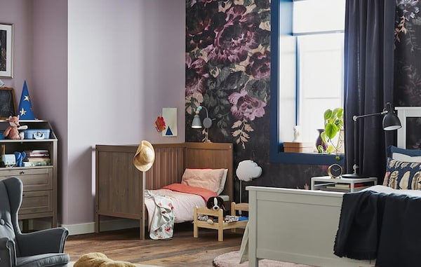 Alles-in-één babykamer