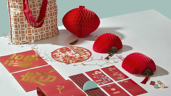 SOLGLIMTAR Limited Collection - Chinese New Year