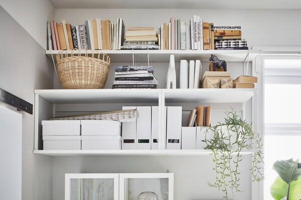 7 ideas para organizar mejor nuestra casa con pequeños cambios