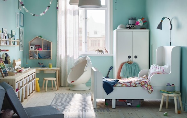 Kids Bedroom Ideas Inspiration Ikea