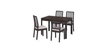 Meuble salle manger tables chaises et plus ikea - Ikea table salle a manger avec rallonge ...