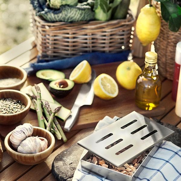 Inspiration till matlagning och dukning