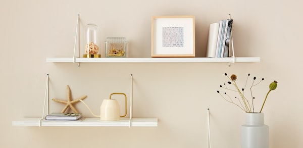 Link to wall shelves page