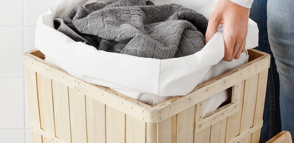Link to laundry baskets page