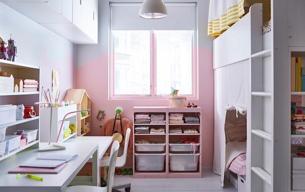 Kleines Kinderzimmer Einrichten Ideen Ikea Deutschland
