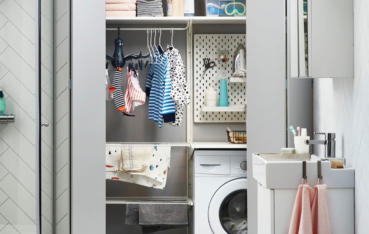 ALGOT serie IKEA